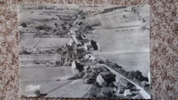 CPSM VAUMORT YONNE VUE AERIENNE ED MIGNON 1956 - Other Municipalities