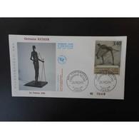 FDC - Enveloppe Premier Jour De 1993 - FDC