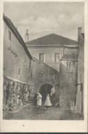 TREBINJE DURCHGANG IN DIE ALTE STADT, BOSNA AND HERZEGOWINA, PC, Uncirculated 1910 - Bosnien-Herzegowina