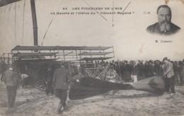 """Aviation - Constructeur Aéronautique Clément - Dirigeable """"Clément-Bayard"""" - Nacelle Hélice - Dirigibili"""