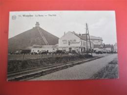WATERLOO_La Butte_Hotel Des Allies Café Restaurant BRAINE L'ALLEUD Tel 206 - Waterloo