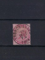 N°38 GESTEMPELD Trochiennes 1884 COBA € 15,00 + COB € 3,00 SUPERBE - 1883 Leopold II.
