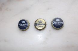 SET I  BIERDOPPEN / BEERCAPS MEXICO - Beer