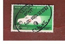 ISRAELE (ISRAEL)  - SG 114  - 1955  RED CROSS   - USED ° - Israel