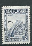 Turquie    - Yvert N° 713 (*)  -   Ad 39435 - Ungebraucht