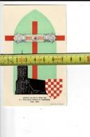 KL B047 - RELIKWIE VAN HET H. BLOED VA O.L.HEER JEZUS CHRISTUS TE VOORMEZELE 1152-1952 - Imágenes Religiosas