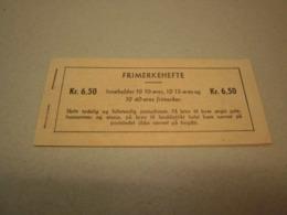 Norwegen 1958 Markenheftchen MH 353 355 420 Postfrisch MNH 6,50 Kr Booklet Norge - Markenheftchen
