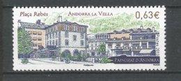 ANDORRE ANNEE 2013 N°734 NEUF** - Andorra Francese