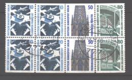 Germany  Used Stamps - [7] République Fédérale