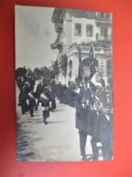 Carte Photo FRIBOURG - Procession De La Fete De Dieu Le 3juin 1916 - FR Fribourg