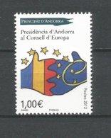 ANDORRE ANNEE 2012 N°731 NEUF ** - Andorra Francese