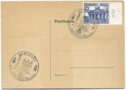 150 - 44 - Carte Avec Oblit Spéciale D'Augsburg 1941 - Alemania