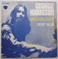 George Harrison, Bangla Desh - Deep Blue : Vinyle SP 45 Tours Pathé Marconi 2C00604888 - Rock