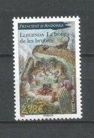 ANDORRE ANNEE 2012 N°718 NEUF** - Andorra Francese