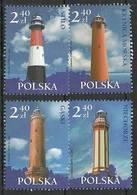 Poland 2006 Mi 4242-4245 Fi 4092-4095 MNH ( ZE4 PLD4242-4245 ) - Pologne