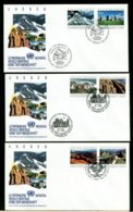 ONU - UNITED NATIONS - UNESCO  1992 - New York/Geneva/Vienna Joint Issues