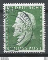 Germany/Bund Mi. Nr.: 293 Vollstempel (brv55er) - BRD