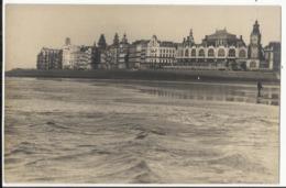 OOSTENDE - Fotokaart, Dijk, Majectic Hotel +/- 1910 - Oostende