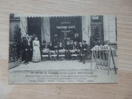 Bruxelles - Taverne-Café FROSDICK'S - OLD BANJO - Rue De Tenbosch 78-80 - Artois - Voir 2 Scans. - Bar, Alberghi, Ristoranti