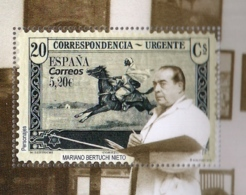 España. Spain. 2019. Mariano Bertuchi Nieto - 2011-... Unused Stamps