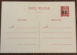 France, Libération, Entier Postal, 1944, D4 Ou D4 A En Très Bonne état ( Orléans Ou Blois à Déterminer ) - Liberation