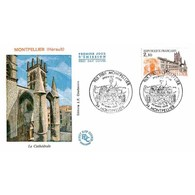 FDC JF - Montpellier (Hérault) - 30/3/1985 - FDC