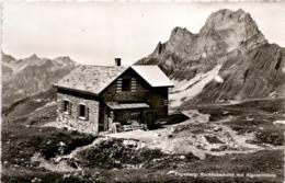 Engelberg - Ruckhubelhütte Mit Rigidalstöcke (9214) - OW Obwalden