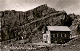 Engelberg - Ruckhubelhütte Mit Lauchernstock (3626) * 6. 8. 1953 - OW Obwalden