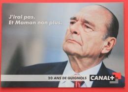 Jacques Chirac , Président De La République - Personnages