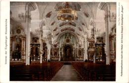 Inneres Der Engelberger Klosterkirche - OW Obwalden