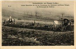 CPA AK DIEUZE - DUSS I. L. - Schlachtfelder Um DIEUZE (387885) - Dieuze