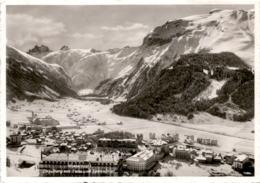 Wintersport Engelberg Mit Titlis Und Spannörter (09603) * 29. 12. 1949 - OW Obwalden