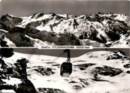 Titlispanorama - 2 Bilder (02923) * 30. Juni 1969 - OW Obwalden
