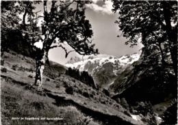Motiv In Engelberg Mit Spannörter (05040) * 4. 4. 1953 - OW Obwalden