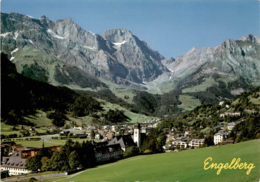 Engelberg - Blick Gegen Juchlipass(10663) - OW Obwalden