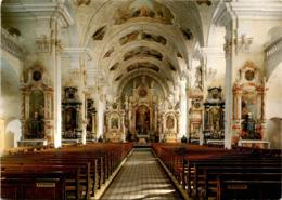 Engelberg - Klosterkirche Der Benediktiner-Abtei (257) - OW Obwalden