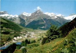 Engelberg - Blick Gegen Hahnen (7326) - OW Obwalden
