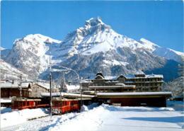Engelberg - Station LSE - Hotel Bellevue-Terminus (9260) - OW Obwalden