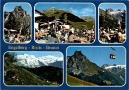 Engelberg - Ristis - Brunni - 5 Bilder (1805) - OW Obwalden