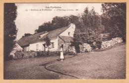CPA Environs De Bareges, L'Heritage A Colas, Ungel. - Other Municipalities