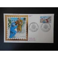 FDC - Enveloppe Premier Jour De 1989 - FDC