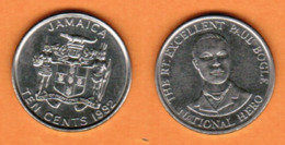 JAMAICA  10 CENTS 1992 (KM # 146.1) #5473 - Jamaica