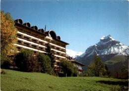 Hotel Waldegg - Engelberg (14329) * 10. 10. 1994 - OW Obwalden