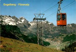 Engelberg - Fürenalp (2064) * 28. 8. 1984 - OW Obwalden
