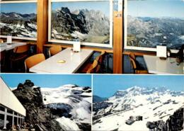 Engelberg - Gletscherrestaurant Stand - 3 Bilder (19176) - OW Obwalden