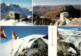 Titlis - 4 Bilder (3376) - OW Obwalden