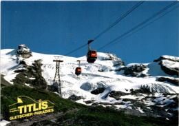 Titlisbahn 1. Sektion - Blick Auf Stand (4129) - OW Obwalden