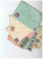 ARMEE BELGIQUE CORRESPONDANCE MILITAIRE  6 Rt ARTILLERIE 7 Em BATTERIE 3em GROUPE à ETTERBECK BRUXELLES - 1914-18