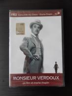 "DVD ""Monsieur Verdoux"" - Charlie Chaplin - English / Italian Version . - Komedie"