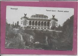 BUCARESTI - Parcul Carol - Muzeul Militar - Roumanie